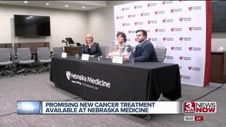 Nebraska Medicine offers new cancer treatment