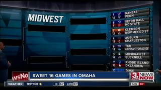 Midwest region set for NCAA tournament