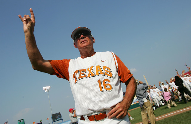 Augie Garrido, college baseball's all-time coaching wins leader, dead at 79