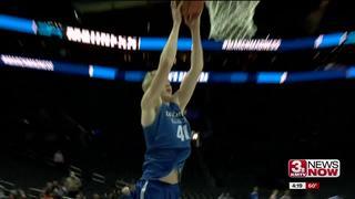 CU freshmen embrace the NCAA Tournament