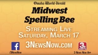 LIVE SATURDAY: The 2018 Midwest Spelling Bee