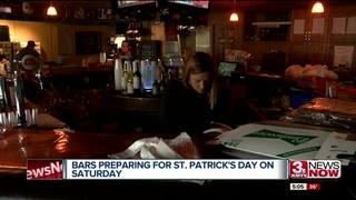 Bars and police prepare for St. Patrick's Day