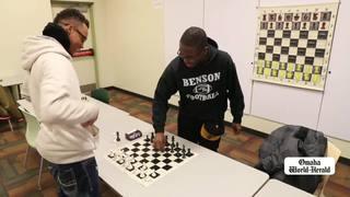 Local chess club
