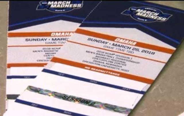 Omaha's Sweet 16, Elite 8 tickets in high demand