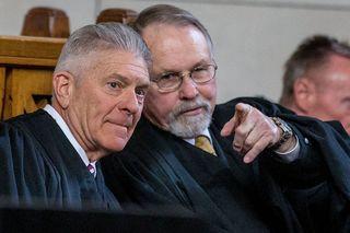 Nebraska Supreme Court Justice dies at age 72