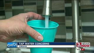 Changes in tap water