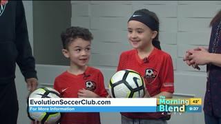Evolution Soccer Club 3/23/18