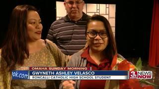 Omaha teen awarded $80,000 scholarship