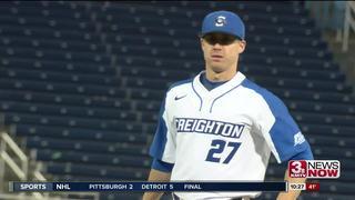 Creighton baseball downs Nebraska