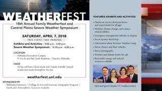 Weatherfest 2018