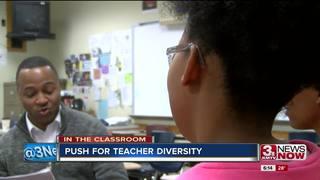 Nebraska pushes for more diverse teachers
