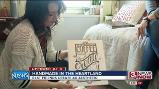 Friends build hand-lettering business