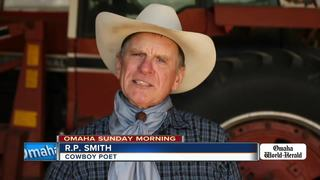 Cowboy poet masters skill of storytelling