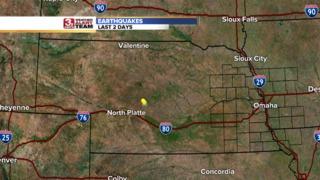 Four Earthquakes Shake Nebraska In Two Days