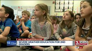 Meteorologist Mark Stitz answers kids' questions
