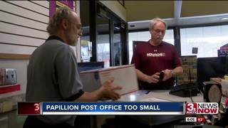 Papillion post office looking to move