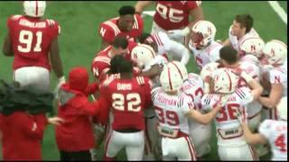 Nebraska football Spring Game: Red 49, White 9