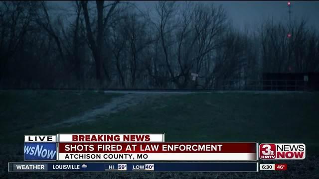 Police targeted, Iowa trooper injured in pursuit from Nebraska to Iowa