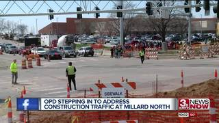 OPD stepping in to address construction...