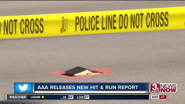 AAA finds hit-and-run crashes at highest rate ever