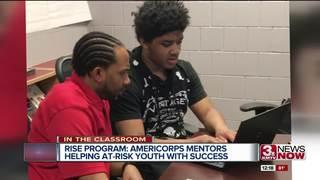 Rise Program having positive impact on teens