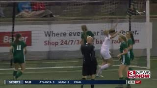 Marian moves on to state soccer final