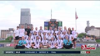 Elkhorn wins girls' state soccer title