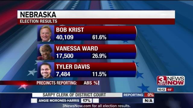 Gov Ricketts Bob Krist To Face Off In Gubernatorial Race