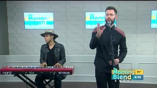 The Morning Blend Musical Guests 5/18/18