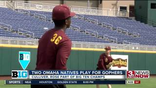 Omaha natives help Minnesota to Big Ten title