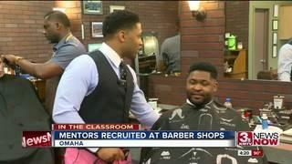 Omaha mentors recruited at barber shops
