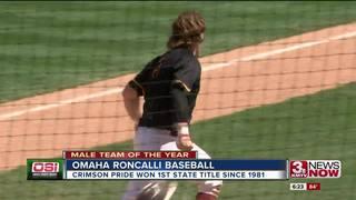 OSI Male Team of the Year: Roncalli Baseball