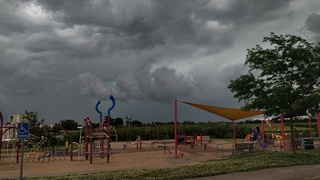 GALLERY: Hail, wind and storm damage from Monday