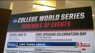 Longhorns, Beavers and Gators in town for CWS