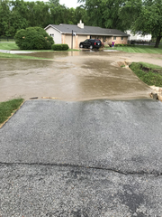 Monday storm causes flooding, power outages