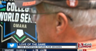 CWS superfan makes 40th trip this year