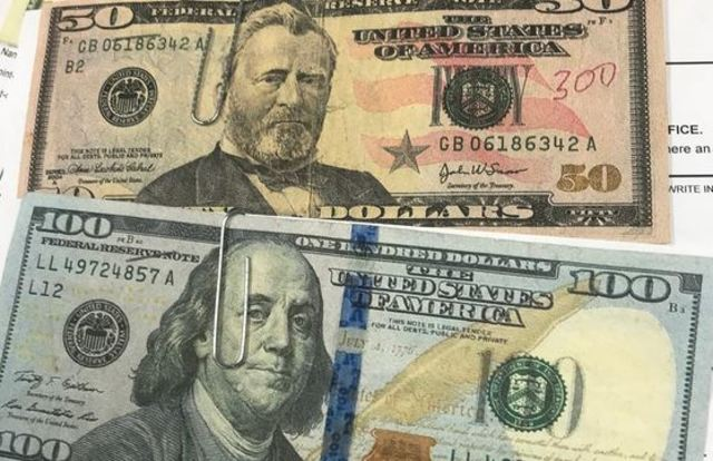 Fake money confiscated outside CWS