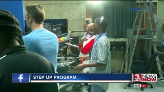 Step-Up program hosts tech experience for kids