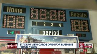 Stadium View Cards is full of character