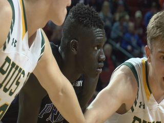 Nebraska offers Creighton Prep star Akol Arop