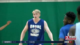 Creighton's Epperson working hard in offseason