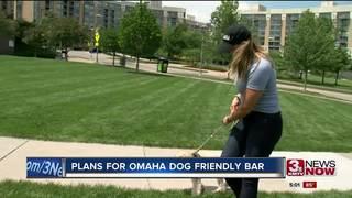 Plans for Omaha dog-friendly bar