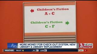 Budget proposal includes funding for libraries