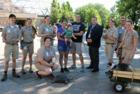 Omaha zoo celebrates millionth visitor