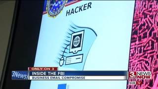 FBI warns phishing scams on the rise