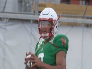 Frost narrows quarterback race to two