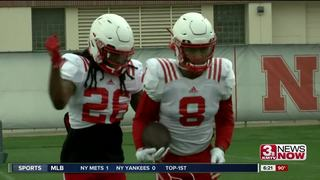 Frost wants to see Huskers force more turnovers