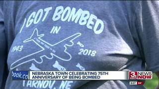 Nebraska town celebrates anniversary of bombing