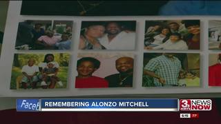 Alonzo Mitchell remembered as father figure