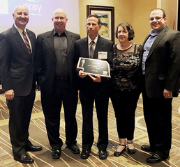 Engineer Mike Ganninducted into Hall of Fame
